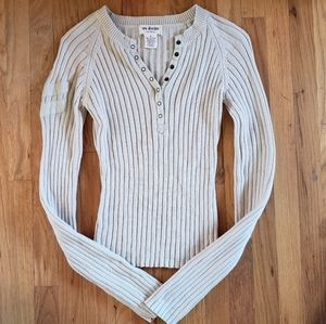 Tan Sweater by One Step Up